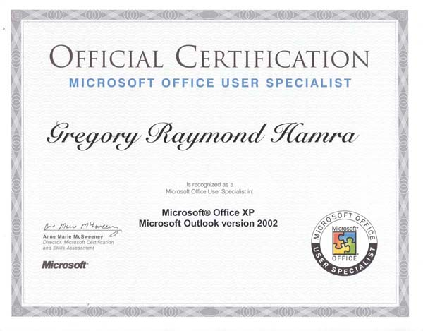 microsoft suite certification - Boat.jeremyeaton.co